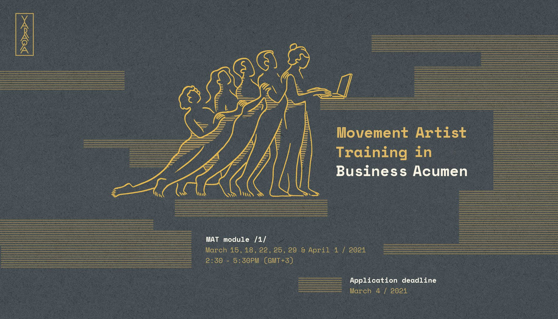 movement artist illustration